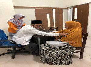Klinik geriatri rumah sakit dr. R. Soetrasno Rembang, khusus melayani pasien Lansia.
