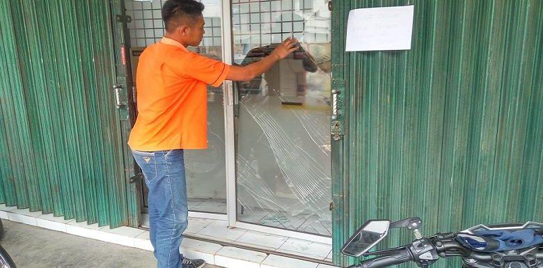Kantor Pos Dibobol Pencuri, Barang Ini Yang Justru Diincar Pelaku