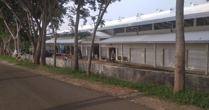 Pasar Wonokerto : Sedot Miliaran Rupiah Tapi Sepi, Pemkab Bongkar Alasannya