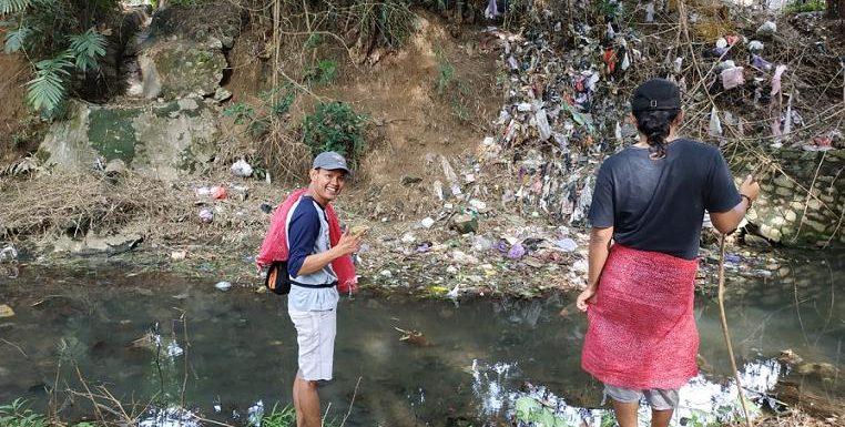 Resik – Resik Kali Pamotan, Ada Jenis Sampah Yang Paling Bikin Was – Was