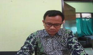 Ketua Bawaslu Kabupaten Rembang, Totok Suparyanto.