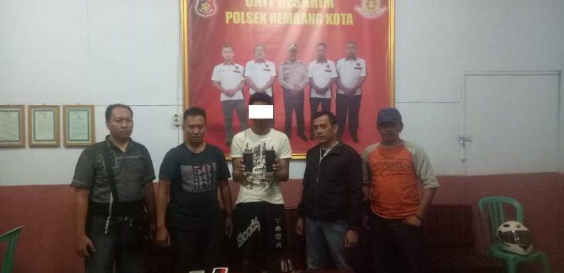 Pencuri HP Di Rumah Sakit Tertangkap, Polisi Beberkan Kronologisnya