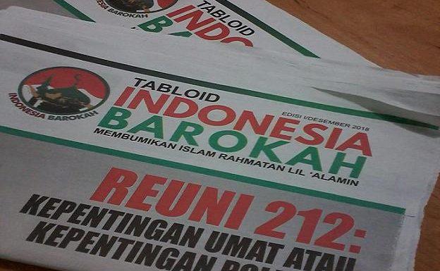 Tabloid Yang Memojokkan Prabowo – Sandi Beredar, Sudah 5 Panwas Kecamatan Melapor