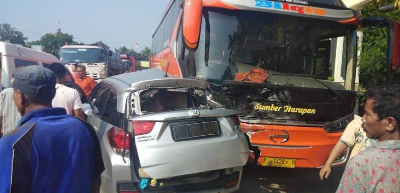 Detik – Detik Kecelakaan Renggut Nyawa 3 Korban Sekeluarga, Pihak Desa Akui Daerah Rawan