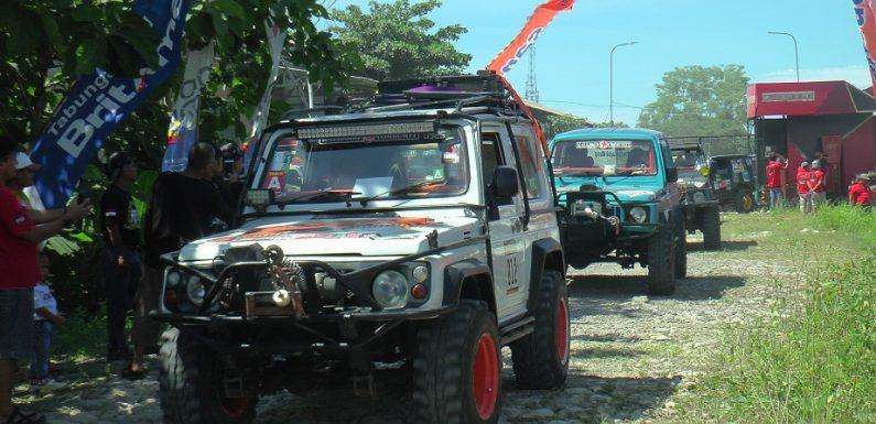 Off Road Pilih Jalur Angker, Peserta Diingatkan Sejumlah Hal