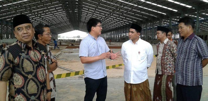 500 Orang Dulu, Begini Janji Investor Pabrik Sepatu Soal Gaji Tenaga Kerja