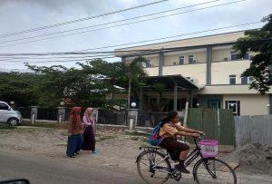 Bangunan baru rumah sakit dr. R. Soetrasno Rembang akan dimanfaatkan, untuk mengantisipasi lonjakan jumlah pasien.