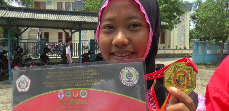 Juara Asia – Eropa : Sempat Ditentang Orang Tua Ikut Silat, Punya Jurus Lain Untuk Meyakinkan