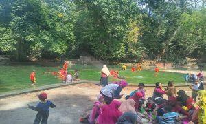 TWA Sumber Semen di Desa Gading, Kecamatan Sale.