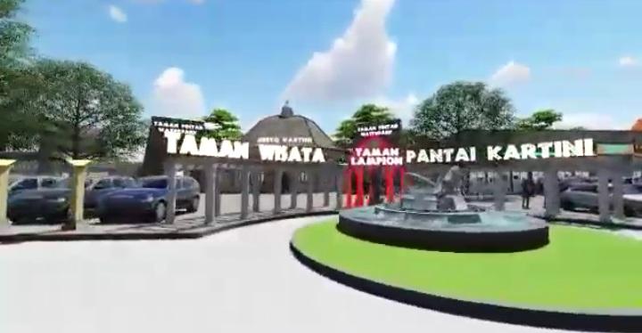 Gebrakan Obyek TRP Kartini : Gelontorkan Miliaran Rupiah, Pengembangan Sampai 5 Tahap