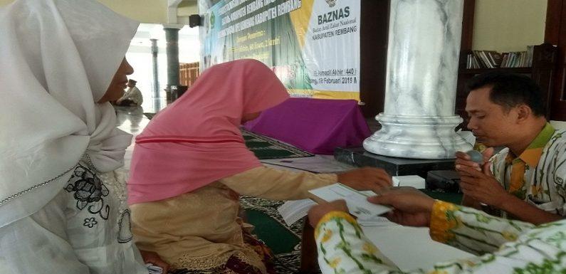 Membayar Zakat Di Kalangan ASN Kab. Rembang, Baznas Temukan Fenomena Langka