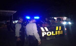 Polisi di Rembang merazia anak jalanan yang memicu keresahan masyarakat, belum lama ini.