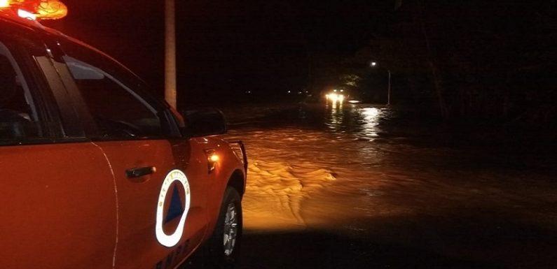Banjir Besar Menerjang, Jalur Pamotan – Rembang Nyaris Lumpuh