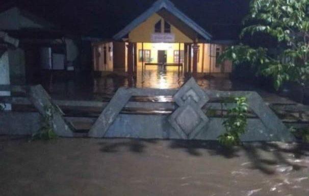 BPBD Ungkap Penyebab Yang Memperparah Banjir 8 Desa Di Kec. Kragan