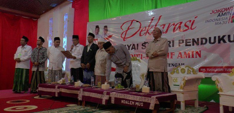 Dibedah Menurut Fiqih, Ratusan Kiai Gelar Deklarasi