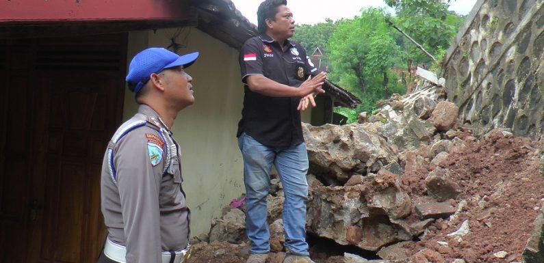 Longsor Sisakan Masalah Baru, Pihak Desa Mengakui Sulit