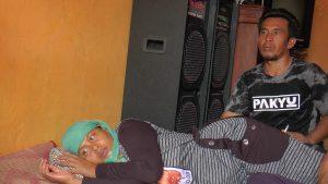 Orang tua korban masih shock, atas hilangnya Alfi Khairunafiah.