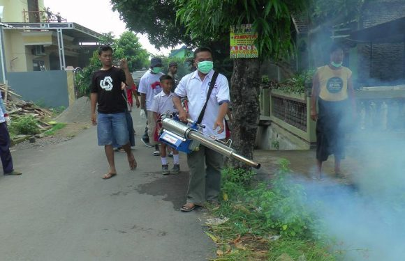 Fogging Ala Perindo, Dua Misi Yang Ingin Dicapai