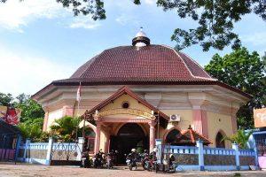 Gedung Perpustakaan Daerah Rembang, akan difokuskan untuk bangunan cagar budaya. (twitter).