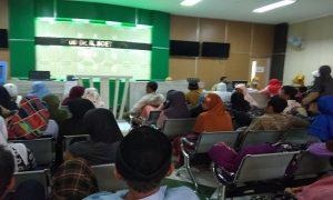 Pelayanan rawat jalan di rumah sakit dr. R. Soetrasno Rembang.