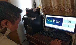 Berbagai sistem online diterapkan di RS dr. R. Soetrasno Rembang.