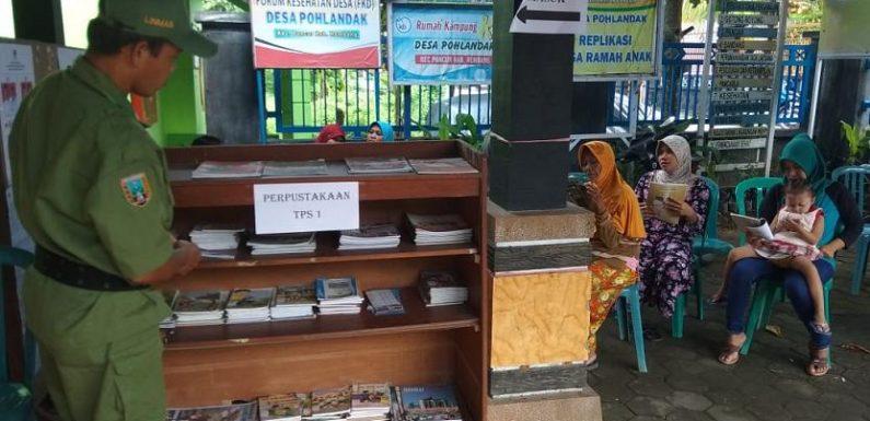 Sederet Kisah Menarik Pemilu, Dari Perpustakaan Hingga Mengusung Resepsi Pernikahan