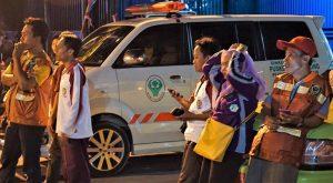 Mobil ambulance Dinas Kesehatan Kabupaten Rembang (dinkesrembang).
