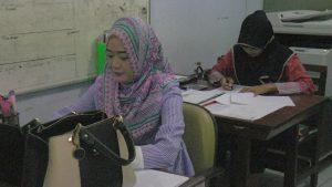 Aktivitas ASN di Bagian Humas Pemkab Rembang.