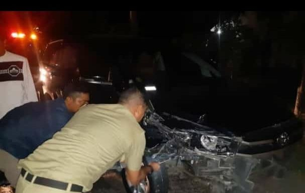 Detik-Detik Kronologis Rombongan Pejabat Kecelakaan, 5 Mobil Rusak