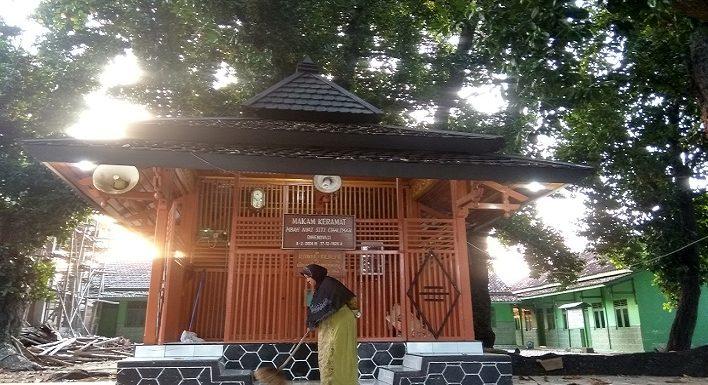 Nyai Siti Chalimah Dan Keanehan Di Dekat Pusara Makamnya