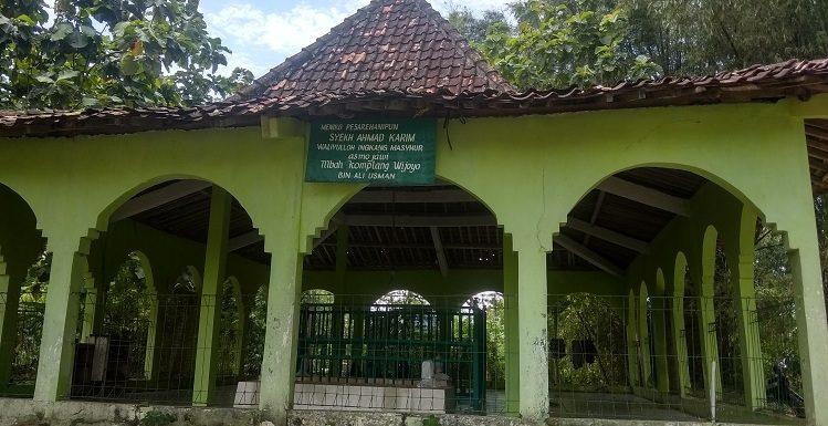 Syech Ahmad Karim Dan Beragam Peristiwa Aneh Di Sekitar Makamnya
