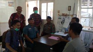 Lima orang dari Rembang mengurus pengambilan jenazah Edi Kustiyono, nelayan asal Kab. Rembang yang ditemukan di Tanah Laut, Kalimantan Selatan.