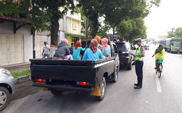 Motor Dan Muatan Rosok Diamankan Polisi Saat Operasi, Jadi Bahan Pertanyaan Warga