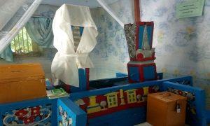 Makam Putri Campa di dekat Pasujudan Sunan Bonang, Lasem.