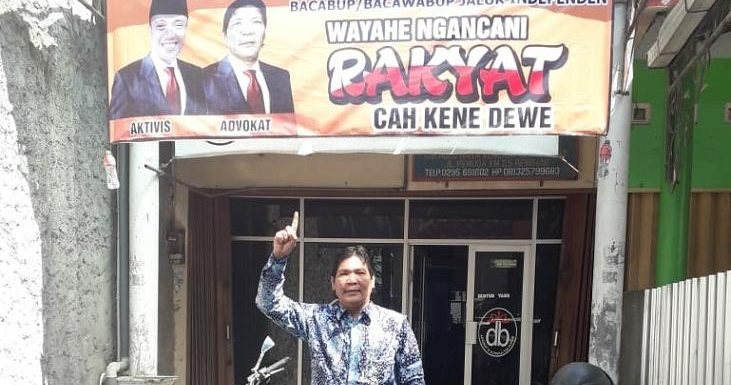 Serius Atau Hanya Guyonan Politik, Begini Komentar Duet Suparno & Darmawan