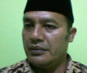 Sukaryono, warga Desa Sawahan, yang memproklamirkan siap mengincar kursi Bupati Rembang.