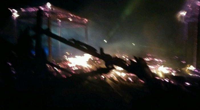 Kebakaran Besar Melanda 8 Rumah, Polisi Ungkap Dugaan Penyebab