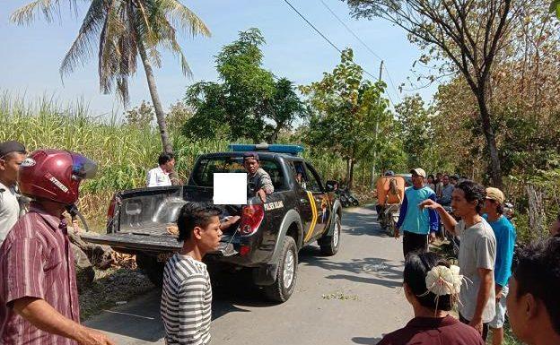 Menggelantung Di Atas Pohon Kelapa, Polisi Beberkan Kenapa Pria Ini Tewas