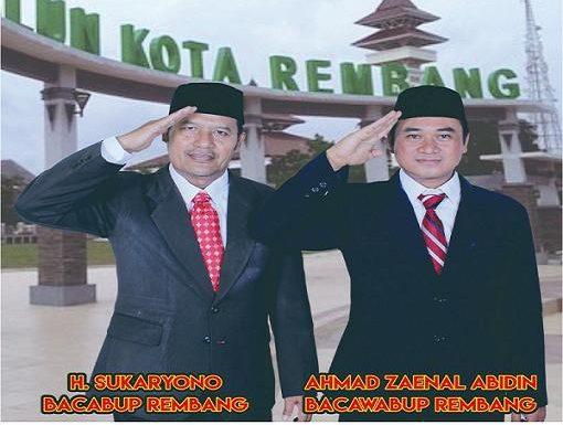 Pilkada Rembang : Duet Karza Terbentuk, Siapa Sebenarnya Sosok Zaenal?
