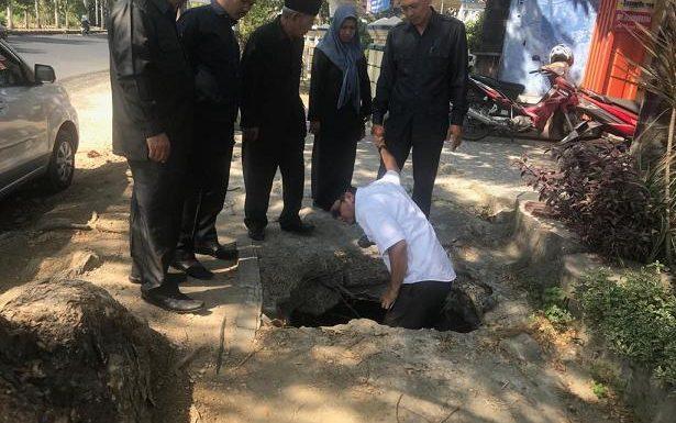 Keselamatan Pejalan Kaki Terancam, DPRD Sampaikan Rekomendasi