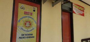 Ruangan Unit PPA Satreskrim Polres Rembang.