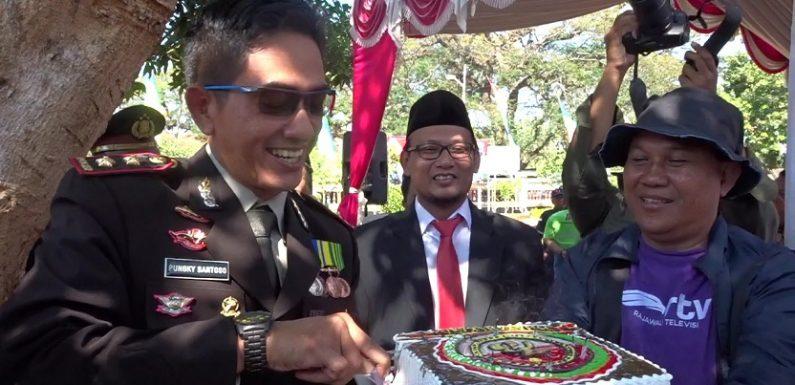 """HUT Bhayangkara Diwarnai """"Insiden"""" Polisi Dengan Wartawan, Kapolres Turun Tangan"""