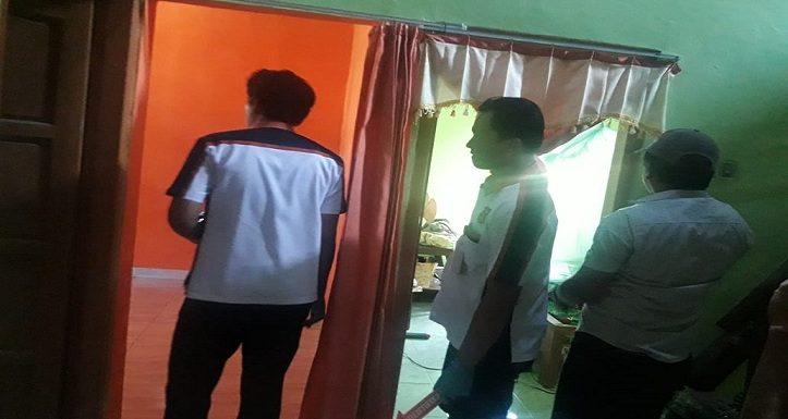 Pembobolan Rumah : Pemilik Tersentak Kaget, Saat Bangun Tidur
