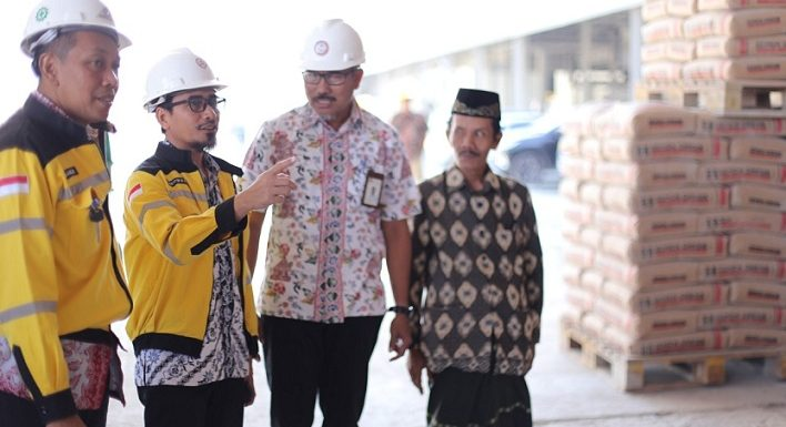 PT Semen Gresik Pabrik Rembang Tingkatkan Kapasitas Produksi, Ini Angkanya