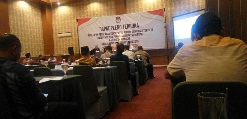 Penetapan Calon Terpilih DPRD Ditunda Karena Dua Alasan, Forum Berubah Jadi Ajang Halal Bihalal