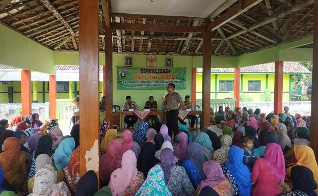 Rawan, Pengambilan Dana PKH Diwakilkan Ketua Kelompok