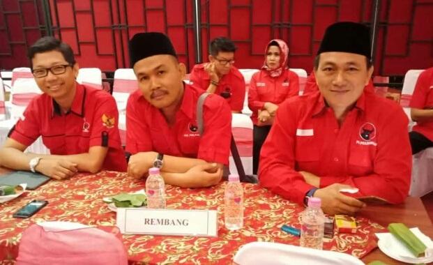 Terpilih Ketua DPC PDI P, Ridwan Tanggapi Soal Pilkada