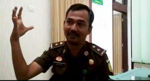 Kepala Seksi Intel Kejaksaan Negeri Rembang, Bintarno.