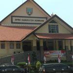Gedung DPRD Rembang.