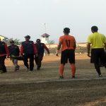 Pemain muda PSIR Rembang dalam satu laga, belum lama ini.